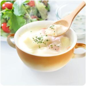 両手付き スープカップ 200cc アウトレット込 日本製 美濃焼 陶器 洋食器 白い食器 オレンジ 耳付き 持ち手 取っ手 スープマグ カップ おしゃれ 北欧風 k-s-kitchen