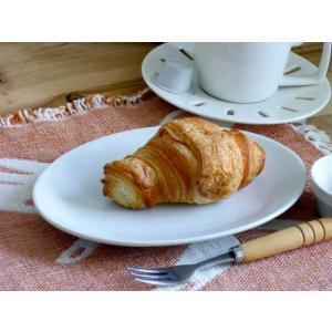 洋食器 オーバルプレート 19.4cm 中皿 日本製 アウトレット 白い食器 ホテル食器 レストラン...