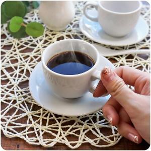 デミタスコーヒー カップ&ソーサー 100cc アウトレット 日本製 美濃焼 陶器 洋食器 カップア...