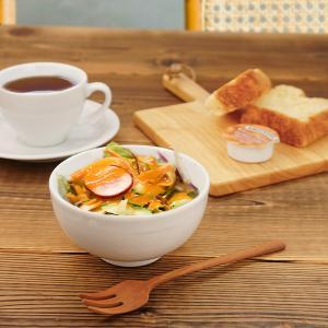 白い食器 ほっこりボウルS 380cc 日本製 美濃焼 カフェ食器 陶器 ミニ丼 和食器 洋食器 アウトレット 小鉢 オシャレ かわいい 北欧 k-s-kitchen