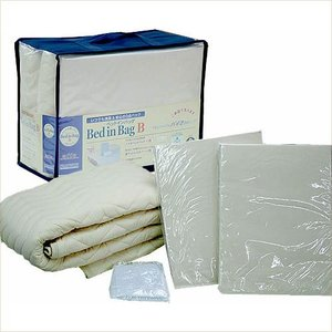 フランスベッド シーツ ベッドパッド セミダブル ベッドパッド+綿100%シーツ2枚 3点パック|k-style