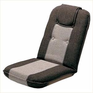 座椅子 日本製 ハイバック 6段階 リクライニング|k-style