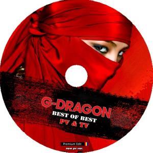 K-POP DVD/G-DRAGON BEST OF BEST PV&TVセレクト/G-DRAGON GD ジードラゴン DVD