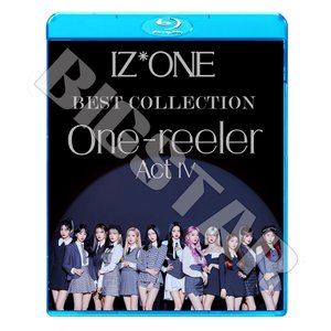 Blu-ray/IZONE 2019 BEST COLLECTION★Violeta La Vie ...