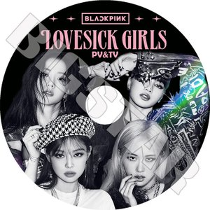 K-POP DVD/Black Pink 2018 PV&TV セレクト★DDU-DU DDU-DU As If It`s Your Last Playing With Fire Stay Whistle Boombayah/ブラックピンク ジェニ..