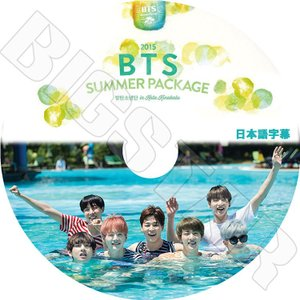 K-POP DVD/BTS Summer Package(日本語字幕あり)/BTS DVD