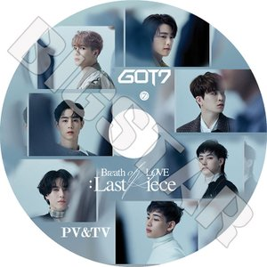 K-POP DVD/GOT7 2016 PV&TV セレクトTurbulence★Hard Carry Fly See the Light Confession Song If You Do Just right Stop stop it/ガットセブン