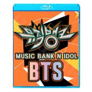 Blu-ray/BTS 防弾少年団 Music Bank N IDOL/防弾少年団 ラップモンスター...