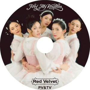 K-POP DVD/Red Velvet 2016 PV&TV★Russian Roulette One Of These Night Dumb Dumb Ice Cream Cake/レッドベルベット アイリーン スルギ ウェンディ..