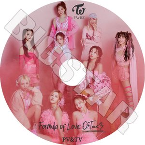 K-POP DVD/TWICE 2018 BEST PV&TV セレクト★Dance The Night Away What Is Love Merry & Happy Heart Shaker Likey Signal Knock Knock/トゥワイス