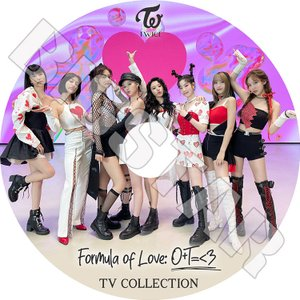 K-POP DVD/TWICE 2019 TV COLLECTION★Fancy Yes Or Ye...