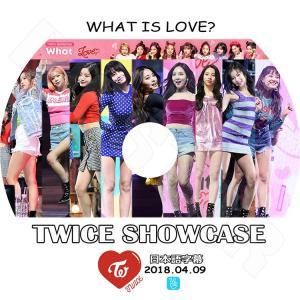K-POP DVD/TWICE 2018 SHOWCASE ...