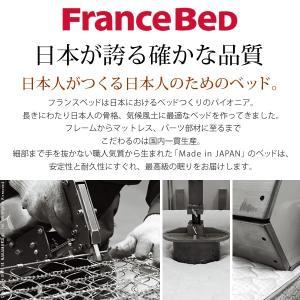 フランスベッド マルチラススーパースプリングマットレス セミダブル マットレスのみ スプリング|k-yorozuya|04