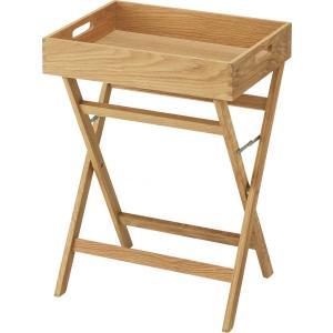 キッチン 水回り 折り畳み トレーテーブル 天然木 トレーテーブル おしゃれ |k-yorozuya