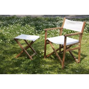 ガーデニング チェア ガーデンチェア ガーデンチェアー 折りたたみ 折畳み ガーデンファニチャー 天然木ガーデン スツール|k-yorozuya