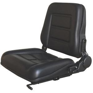 オペレーターシート(スライドレール付)リクライニング(レバー式)農業機械(農機)建設機械(建機)椅子...