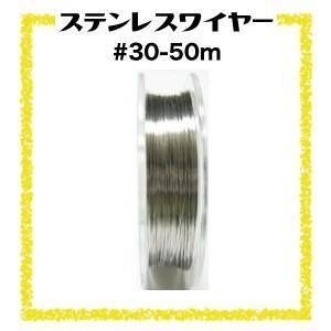 #30-50m ステンレスワイヤー |k2bh2