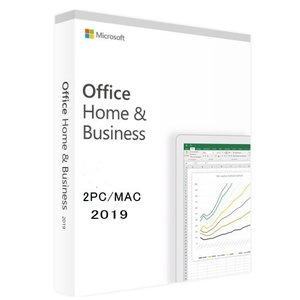 Microsoft Office 2019 Home and Business Win10/Mac両...