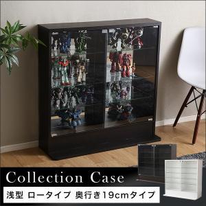 コレクションケース フィギュア palace パレス ガラス ショーケース YOGの写真