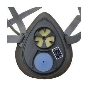 殺虫剤の散布時に!有機ガス・粉塵用防毒マスク 3MマスクNo.3200 M/Lサイズ(面体)|ka-dotcom