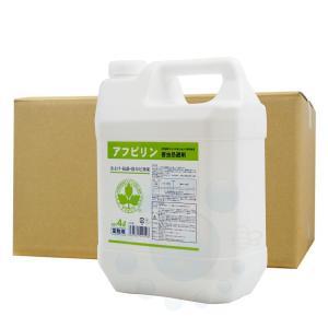 コクゾウムシ シバンムシ カメムシ忌避 アフピリン 4L×4本|ka-dotcom