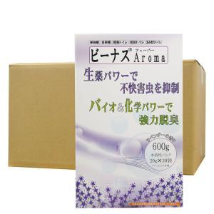 汲み取りトイレ 仮設トイレ 悪臭対策 ビーナスフェーバー アロマ 20g×30袋×5個 ラベンダーの香り|ka-dotcom
