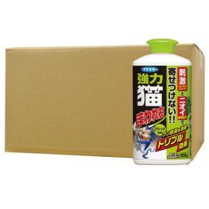 強力 猫まわれ右 粒剤 900g グリーンの香り×12個