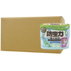 ピレパラアース 防虫力おくだけ消臭プラス 柔軟剤の香りアロマソープ 300ml×12個|ka-dotcom