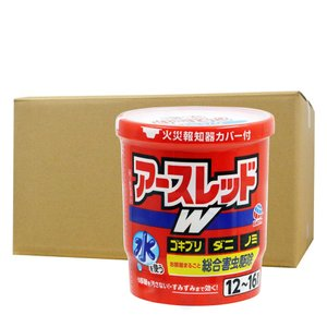 ゴキブリ駆除 アースレッドW 12〜16畳用 20g×30個 【第2類医薬品】|ka-dotcom