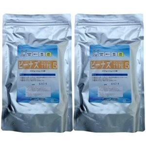 浄化槽 油分分解菌配合 ビーナスフェーバーTYPE5(20gパック×30個)×2袋 浄化槽のシーディング|ka-dotcom