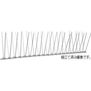 業務用 V型防鳥スパイク [BSK-01] 5セット [防鳥柵] ka-dotcom