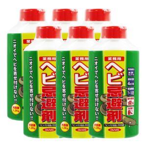ヘビ・トカゲ忌避いやがる砂 1.2kg×6本|ka-dotcom