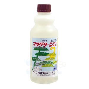 松枯れ防止 マツグリーン液剤2 1L 【農薬】松枯れ防止と庭木の害虫防除に!|ka-dotcom