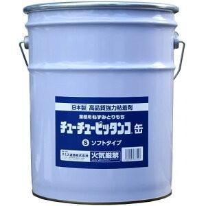 チューチューピッタンコ缶 ソフトタイプ 16kg ネズミ粘着剤 とりもち【送料無料】|ka-dotcom