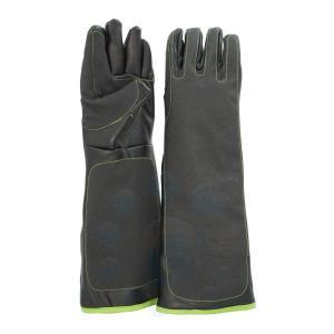 高強度 高耐熱 手袋 野生動物 歯牙 爪 防護 プロテクショングローブ L〜XL共用[一双] 野生動物捕獲作業用グローブ ケブラー素材|ka-dotcom