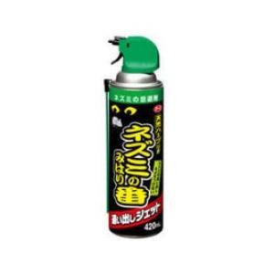 【商品名】ネズミのみはり番 追い出しジェット 【内容量】420ml 【有効成分】天然ハッカ油、天然琉...