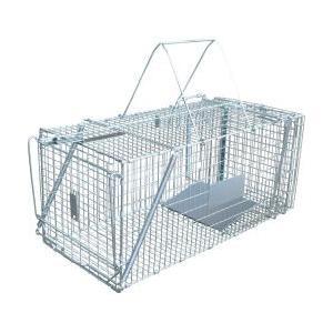 イタチ・猫 ネコ捕獲器 アニマルキャッチャー踏板式M型【送料無料】|ka-dotcom