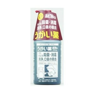 ポピクルG うがい薬 250ml 【第3類医薬品】|ka-dotcom