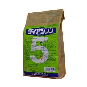日本化薬 ダイアジノン粒剤5 3kg 土壌害虫殺虫剤 ka-dotcom