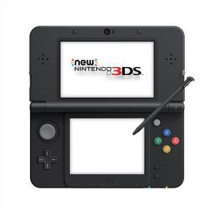 ¥10100 本体 New ニンテンドー3DS ブラック 5194151AW2 tre090 の商品画像