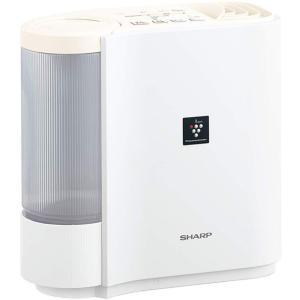 人気商品 シャープ プラズマクラスター搭載 気化式 加湿機 ホワイト系 HV-H30-W|ka9380