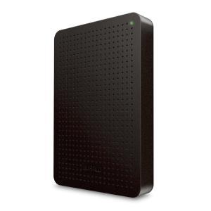BUFFALO ミニステーション ターボPC EX2対応 USB3.0ポータブルHDD 1TB ブラック HD-PLF1.0U3-BB*ご注文確認後1〜2日以内に *の商品画像