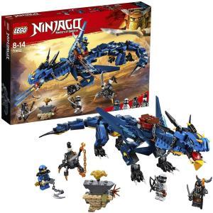 レゴ LEGO ニンジャゴー ジェイとイナズマ・ドラゴン 70652