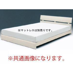 ベッドフレーム単品 シングルサイズ タモ突板使用 木製シングルベッド すのこベッド 巻きスノコ ホワイト|kaagu-com