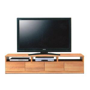天然木アルダー材 180cm幅 テレビローボード  AVボード テレビ台 AV収納 ナチュラル kaagu-com