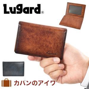 Lugardラガード G3二つ折りパスケース 免許証入れ|kaban-aiwa