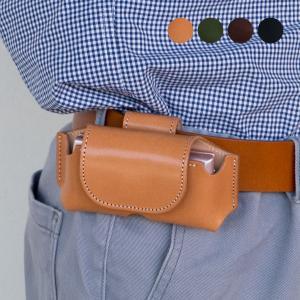 ガラケー 携帯ケース 携帯電話ケ ース ベルト ガラケー ケース 革 日本製 横型 2509