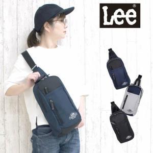 ボディバッグ メンズ  小さめ ブランド 人気 斜めがけバッグ キッズ おしゃれ Lee リー access ボディーバッグ 320-4451|kabanya