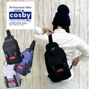 ウエストバッグ ワンショルダー メンズ 斜めがけバッグ おしゃれ 男 大人 中学 高校 cosby コスビー メッシュポケット ボディバッグ 7001000|kabanya