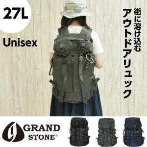 リュック 軽量/GRAND STONE グランドストーン バランスシリーズ ディパック 27L/8799/メンズ 大容量 登山|kabanya